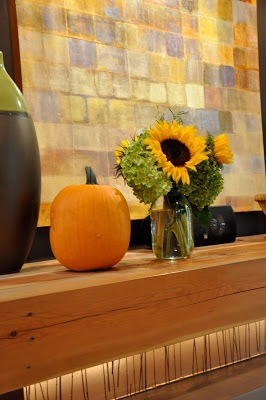 Farm to table Party decorations