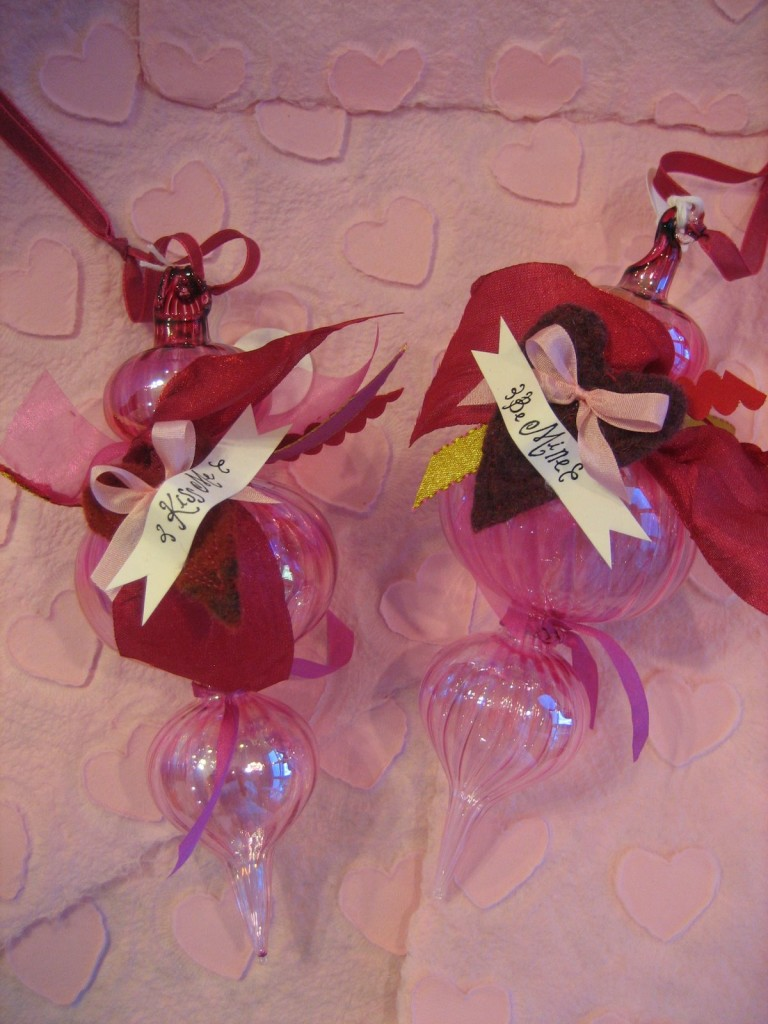 Valentines Ornaments
