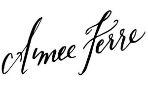 AimeeFerreSignature vector-01