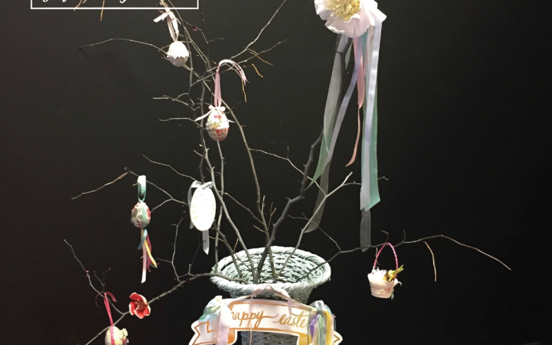 Craft Show: Egg Tree for Sale